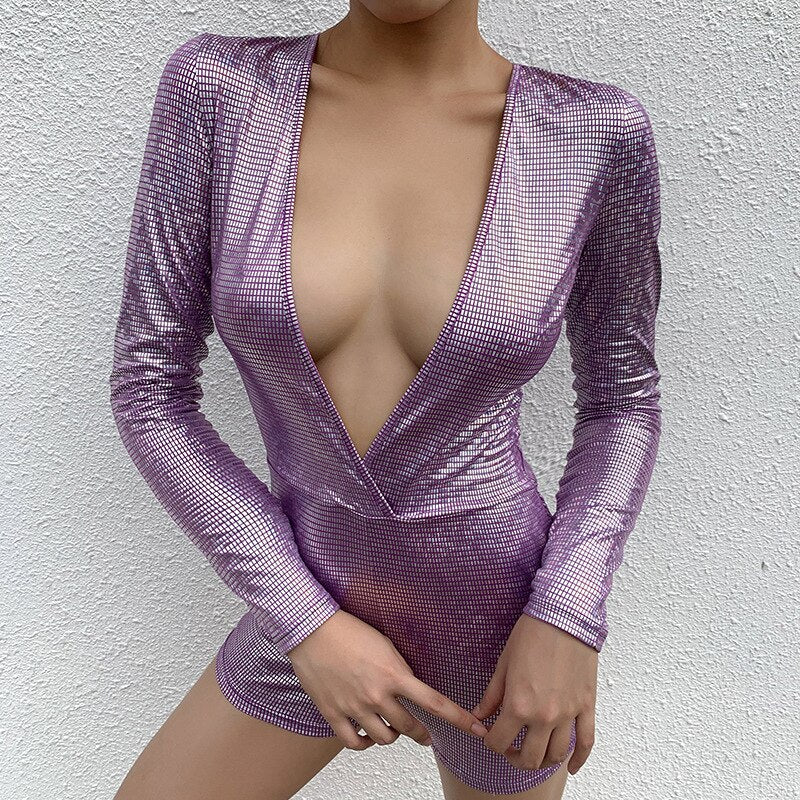 Purpy Bodysuit