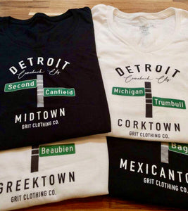 Women's Custom Street Sign T-Shirt ( minimum of 2 shirts required per design)