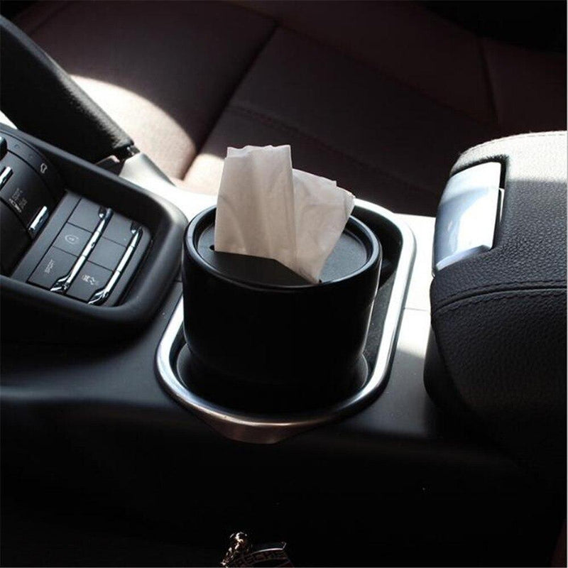 Car Convenient Garbage Trash Box For Stowing Tidying Car-styling Accessories Supplies Gear Items Stuff Products
