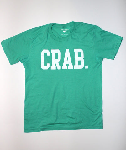 CRAB. Tee | USA Made