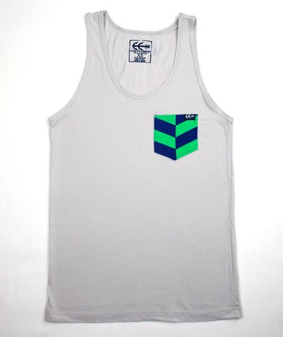 Bones Pocket Tank | USA Made