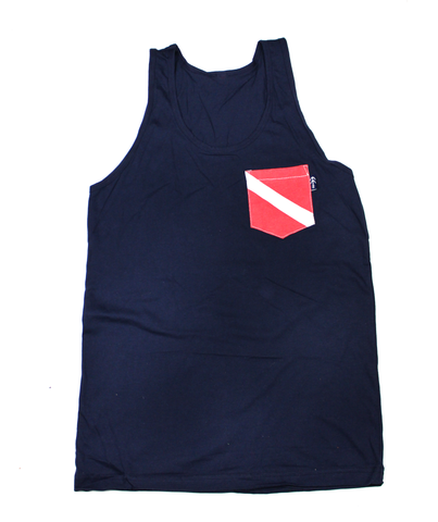 Diver Pocket Tank | USA Made