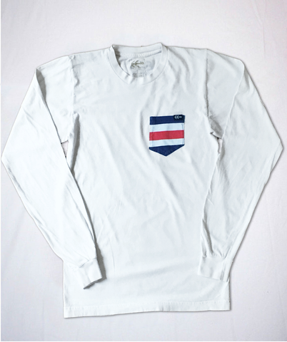 L/S Chatham Pocket Tee  | USA Made