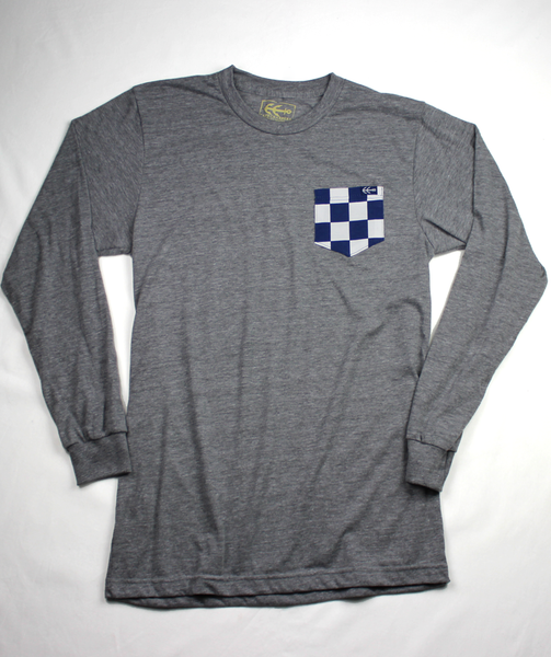 L/S Nantucket Pocket Tee  | USA Made