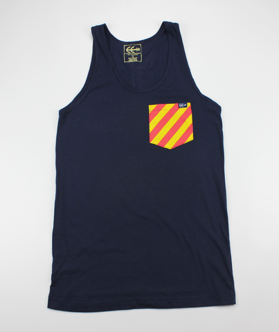 York Beach Pocket Tank | USA Made