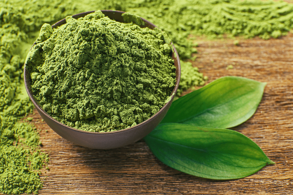 Matcha green tea, an antioxidant powerhouse