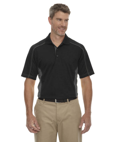 85113 Extreme Eperformance Men's Plus Colourblock Polo Shirt