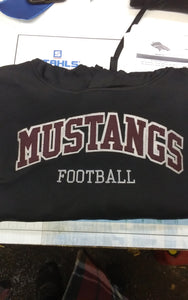 ATC Gameday DRI FIT HOODIE Mustangs