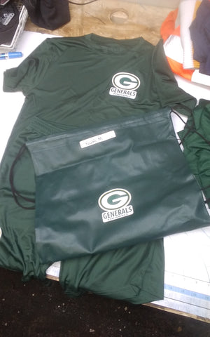 Generals Football (Practice Package)