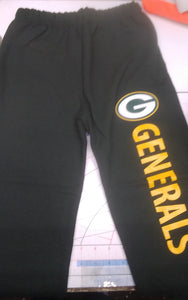 Generals Footballs Heavy Cotton Sweat Pants