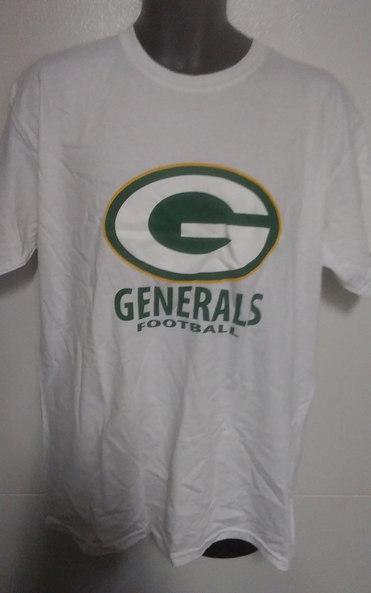 Generals Footballs Ultra Cotton T-shirt