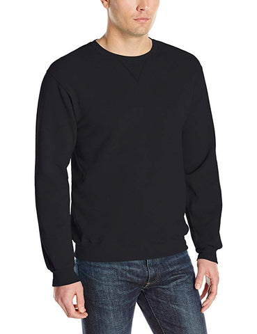 Fruit of the Loom Men's Fleece Crew Sweatshirt