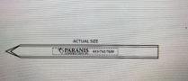 Paranis Carpenter Pencil