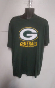 Generals Football ATC™ PRO TEAM SHORT SLEEVE TEE. S-350
