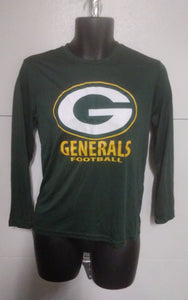 Generals Football ATC™ PRO TEAM LONG SLEEVE TEE. S-350-LS