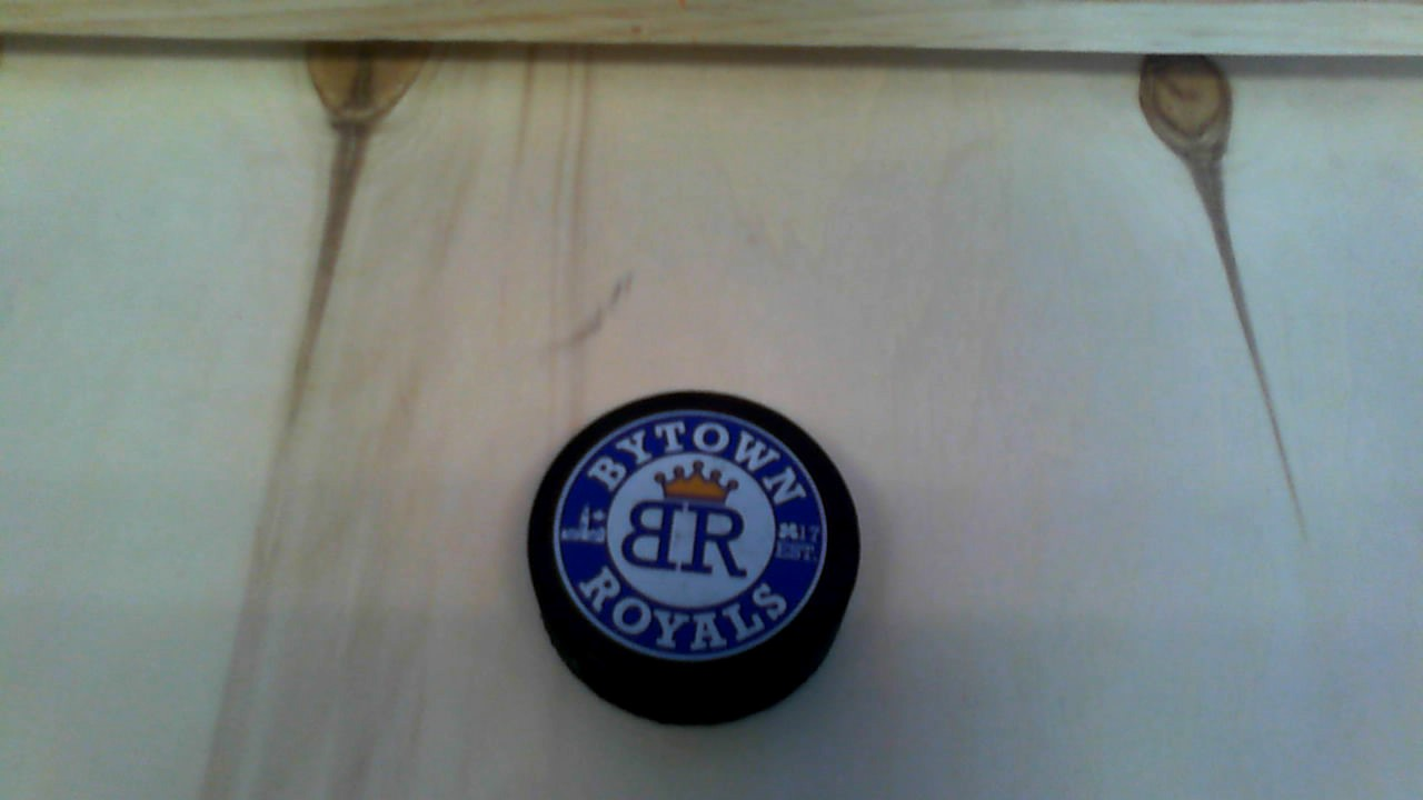 Royals - Team Pucks