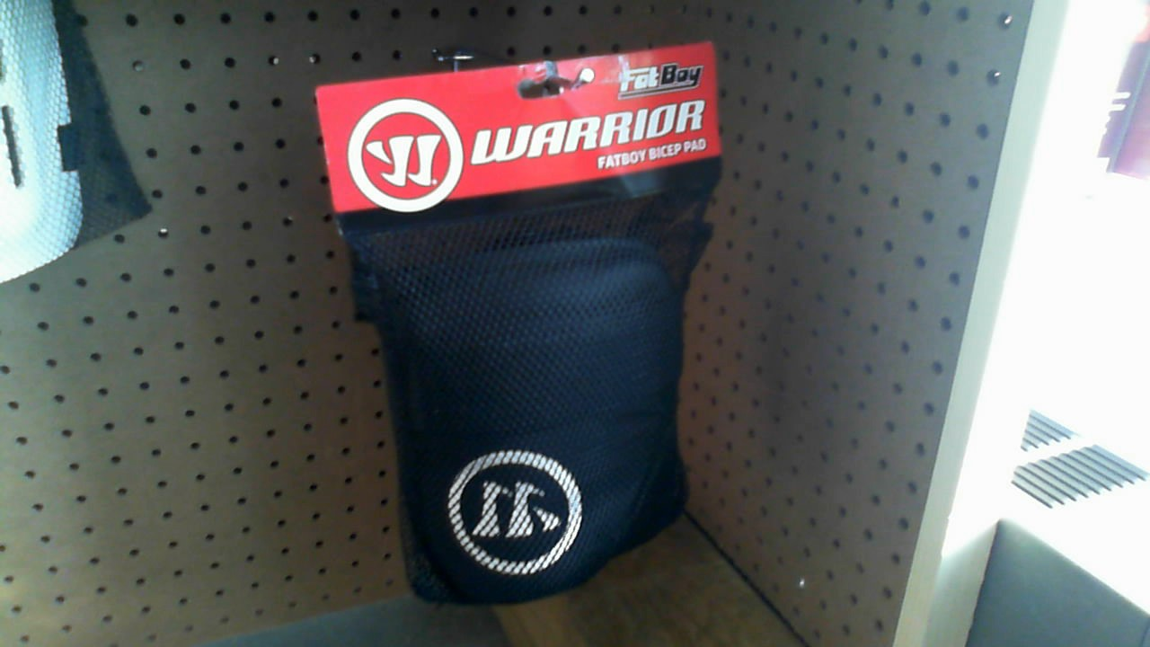 Warrior Fatboy Bicep Pads