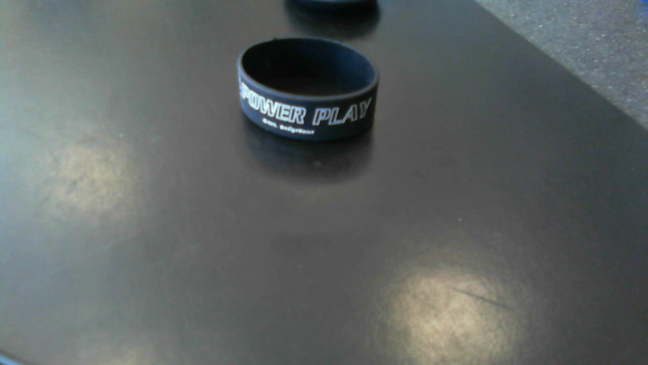 NHL RUBBER BAND