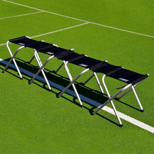 Portable Aluminum Team Benches