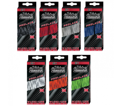 Elite Hockey Waxed Skate Laces