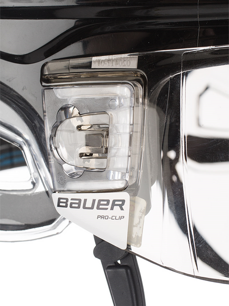 Bauer Pro-Clip Visor Side Attachment Kits
