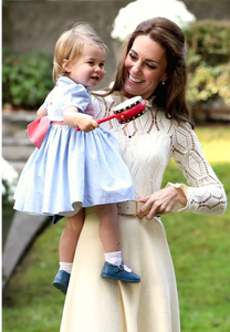 Princess Charlotte Dress - Petit Maison Kids