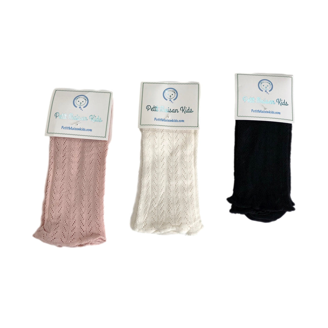 Lexi Lace Socks - Petit Maison Kids