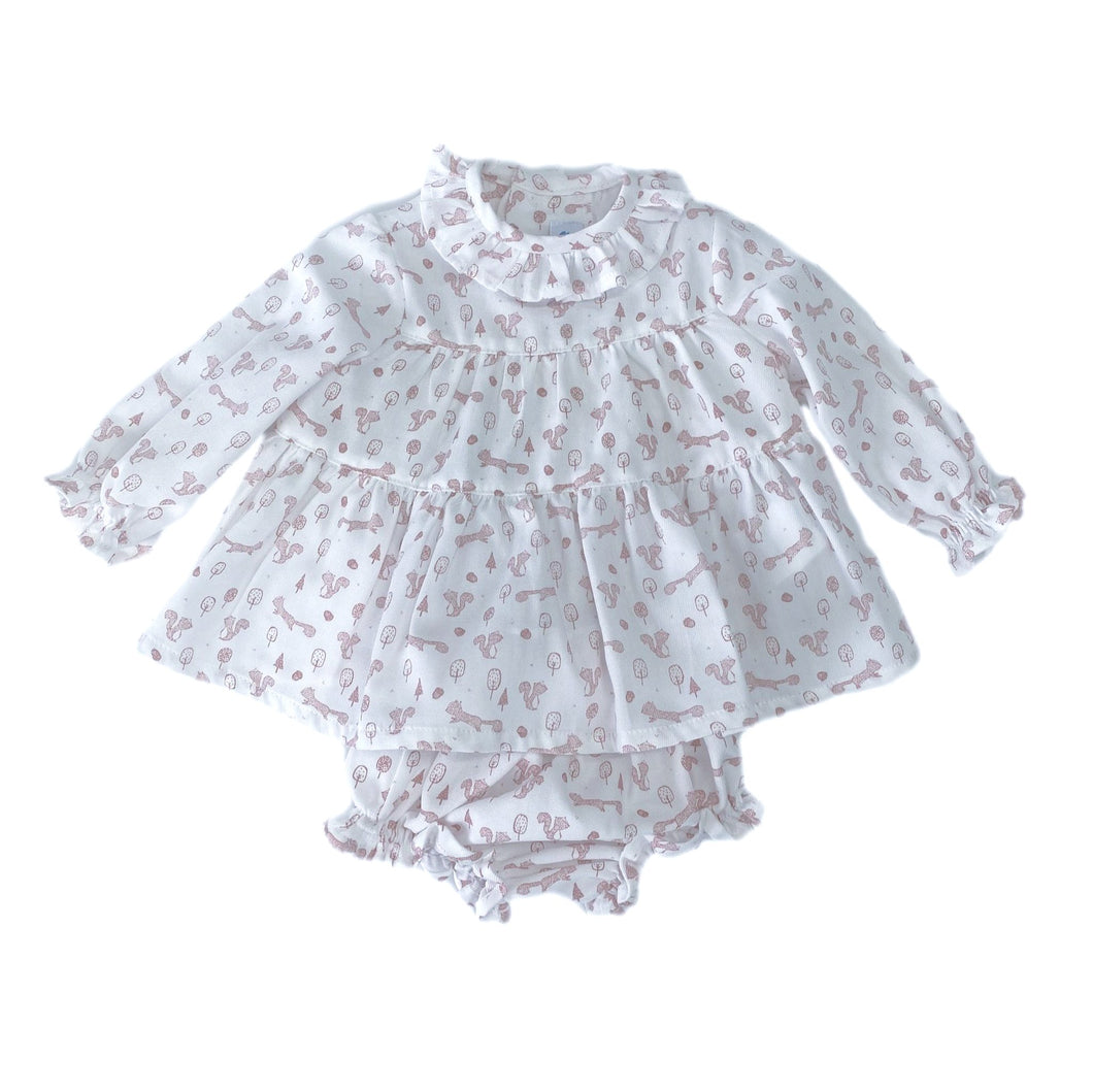 Terra Blouse and Bloomers Set