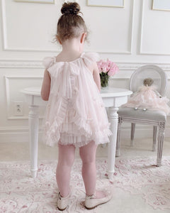 Fannie Blush Top and Shorts Set