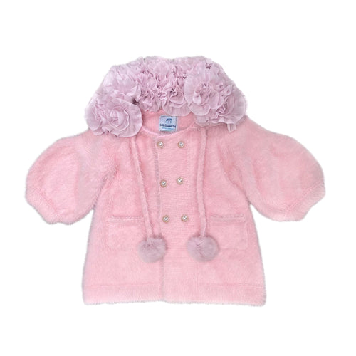 Milana Rose Sweater Coat