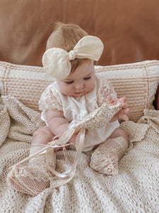 Minnie Linen Headband