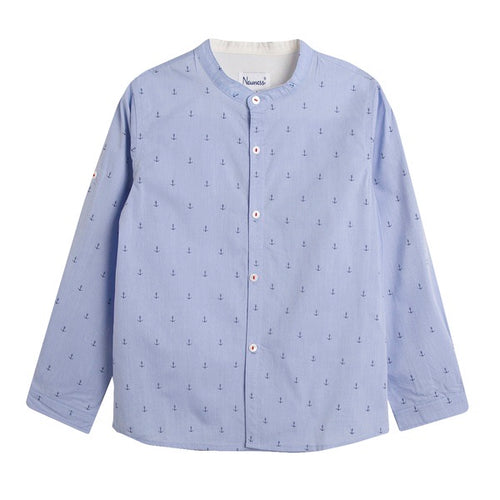 Yacht Life Button Down Shirt - Petit Maison Kids