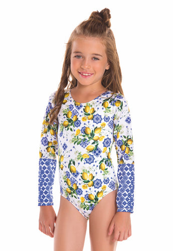 Amalfi Swimsuit - Petit Maison Kids