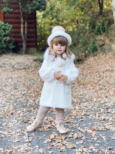 Milana Victoria Sweater Coat - Petit Maison Kids