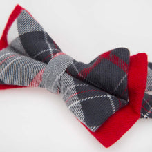 Plaid Bow Tie - Petit Maison Kids