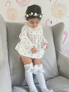 Tilly Blouse and Bloomers Set