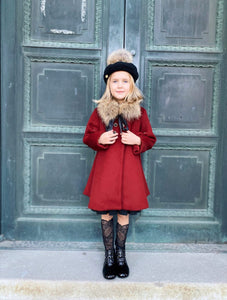 The Empress Wool Coat