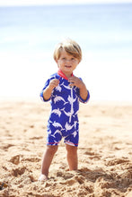 Dolphin Watch Sunsuit - Petit Maison Kids