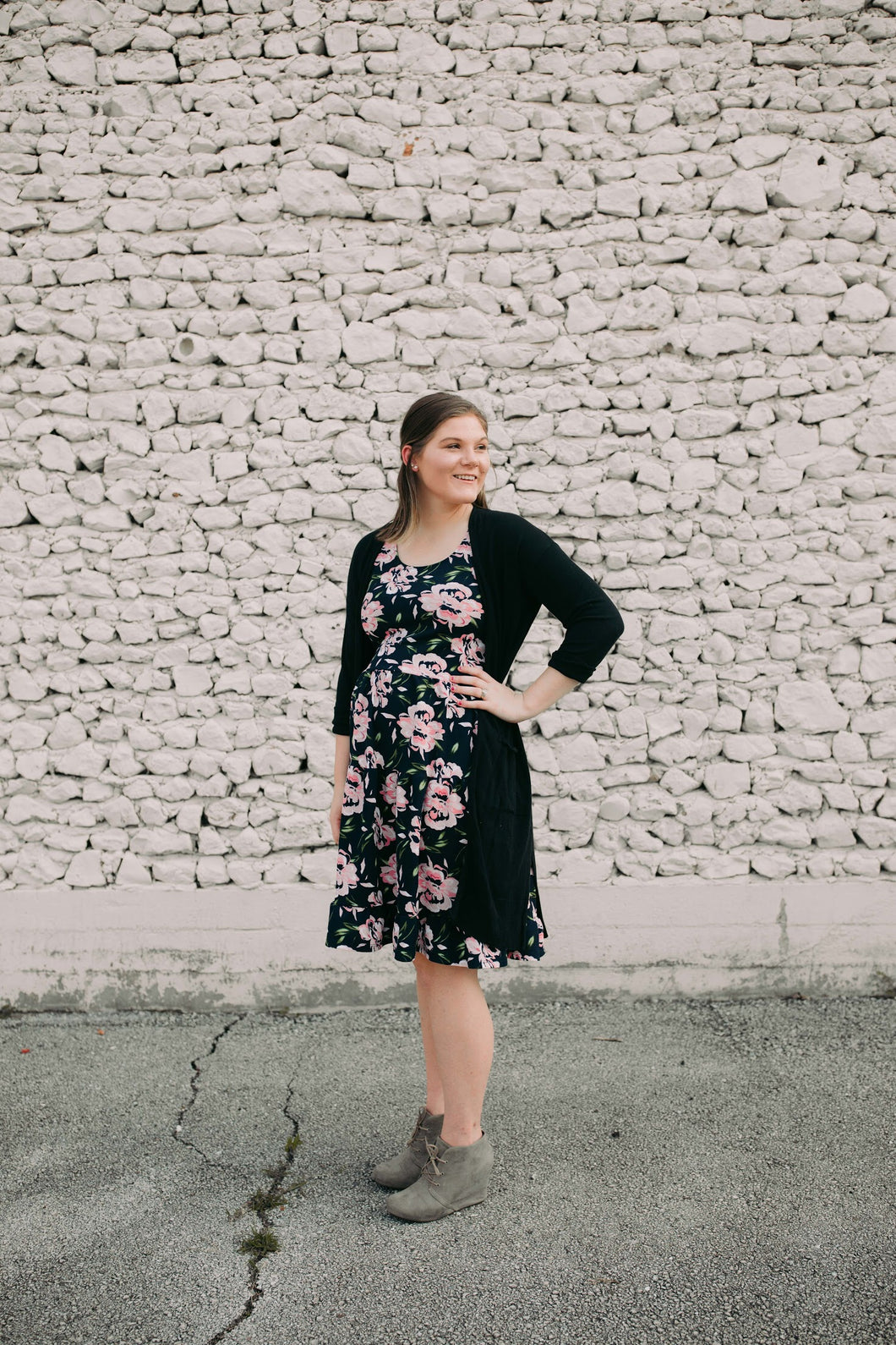 Madeline Maternity Dress