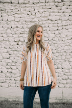 Load image into Gallery viewer, Gianna Stripe Shirt
