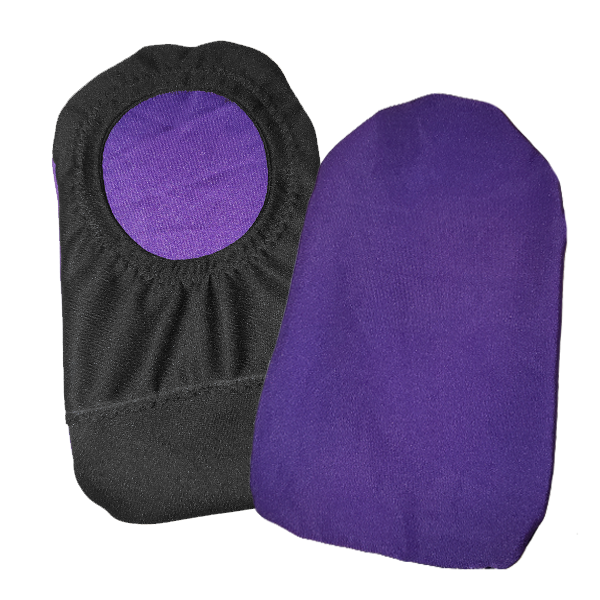 ActiveWear Fabric Ostomy Pouch Cover