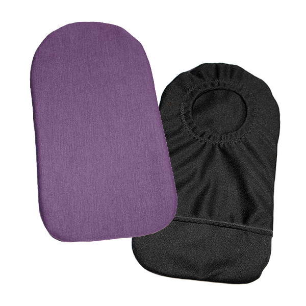 RelaxedWear Fabric Ostomy Pouch Cover | Ostomy Bag Holder