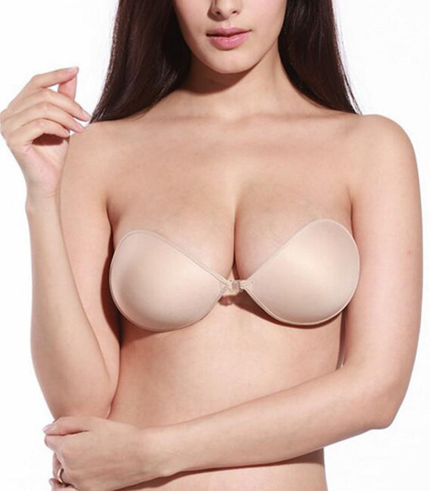 Invisible Push-Up Bra - MaestosoRosso_Fashion_Store