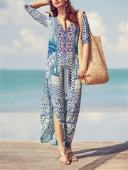 Beach Cover up/ Kaftan