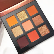 Travel Size Mini Palettes (9 colors) - MaestosoRosso_Fashion_Store