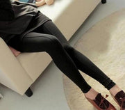 Cashmere Feel Warm Leggings - MaestosoRosso_Fashion_Store