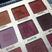 Warm Tones Palette (16 colors) - MaestosoRosso_Fashion_Store
