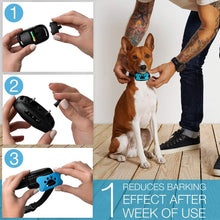 Load image into Gallery viewer, Casifor Anti Bark Collar No Electric Shock