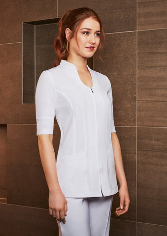 H632L BizCare Womens Bliss Tunic