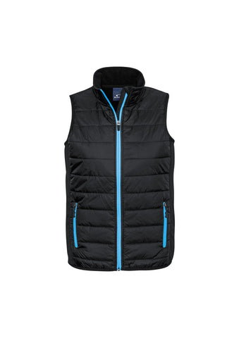 J616M BizCollection Mens Stealth Tech Sleeveless Jacket